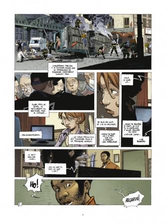Le grand mort tome 3 - Blanche - 3
