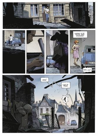 Le grand mort tome 4 - Sombre - 3
