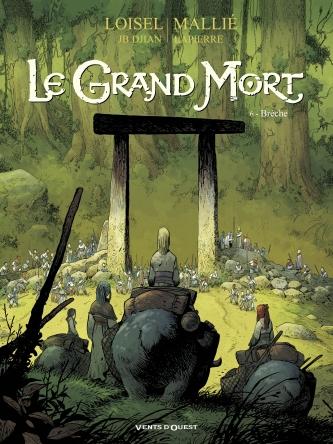 Le grand mort tome 6 - brèche - 1