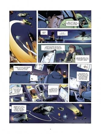 l'arche tome 2 - Frankenstein - 3