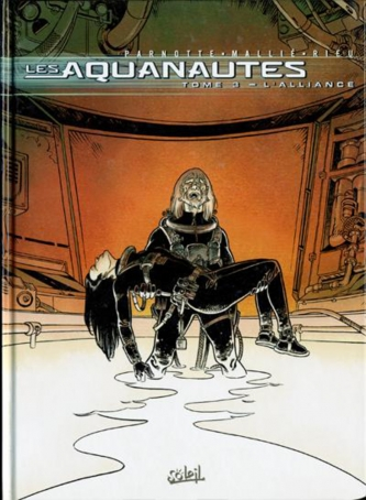 les aquanautes tome 3 - l'alliance - 1ba