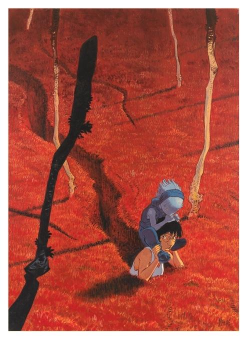Couv 1 Le Grand Mort version peinture